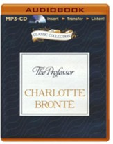 The Professor - unabridged audiobook on MP3-CD