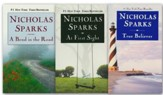 The Nicholas Sparks Holiday Collection - True Believer, At First Sight and A Bend in the Road