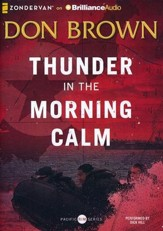 #1: Thunder in the Morning Calm - unabridged audiobook on MP3-CD