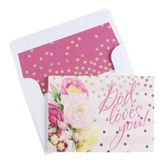 God Loves You, Blank Note Cards, Set of 10