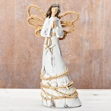 Angel Rope & Seashore Figurine