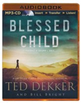 #1: Blessed Child - unabridged audiobook on MP3-CD