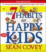 7 Habits of Happy Kids, Audio CD