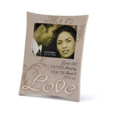 Love One Another Deeply Photo Frame