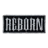 Reborn, Iron On Patch