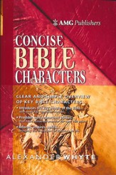 AMG Concise Bible Characters