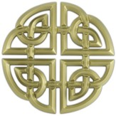 The Celtic Shield Knot, Wall Plaque