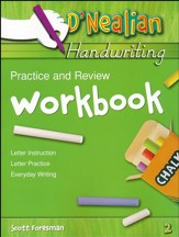 Do It Yourself D'Nealian Practice & Review Workbook Grade 2