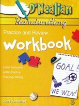 Do It Yourself D'Nealian Practice & Review Workbook Grade 3