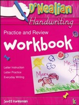 Do It Yourself D'Nealian Practice & Review Workbook Grade K