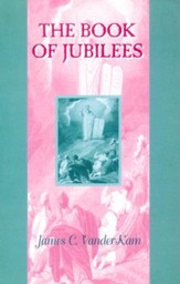 The Book of Jubilees [James C. VanderKam]