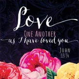 Love One Another As I Have Loved You Magnet