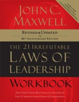 The 21 Irrefutable Laws of Leadership Workbook: Revised & Updated - eBook