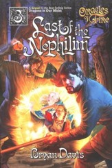 Last of the Nephilim, Oracles of Fire Series #3