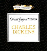 Great Expectations - abridged audiobook on CD
