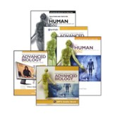 Exploring Creation with Advanced Biology: The Human Body Super Set (2nd Edition)