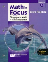 Math in Focus Grade 8 Course 3 Extra Practice A