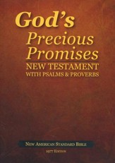 God's Precious Promises New Testament: New American Standard Bible