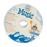 The Wacky World of Water VBS: Dive into God's Word! Music CD