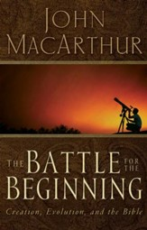 The Battle for the Beginning - eBook
