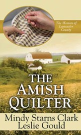 The Amish Quilter, Large Print