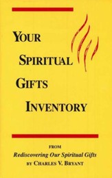 Your Spiritual Gifts Inventory, 10 copies