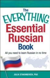 The Everything Essential Russian  Book