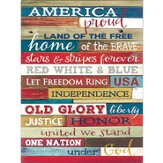 America Proud Wall Art