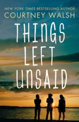 Things Left Unsaid, Large Print