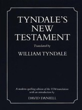 Tyndale's New Testament, softcover