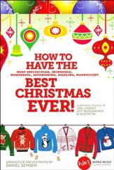 How to Have the Best Christmas Ever! Choral Book