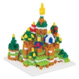 Nanoblock Sights To See, St. Basil's Cathedral