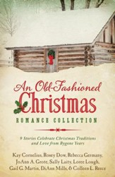 An Old-Fashioned Christmas Romance Collection   - Slightly Imperfect