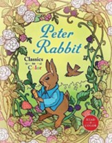 Classics to Color: The Tale of Peter Rabbit