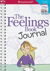 The Feelings Book Journal (Revised) - Slightly Imperfect