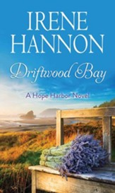 Driftwood Bay: A Hope Harbor Novel, Large-Print