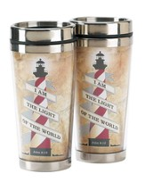 I Am The Light, Travel Mug, John 8:12, 16 oz.