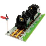 Nanoblock Advanced Hobby, Steam Locomotive