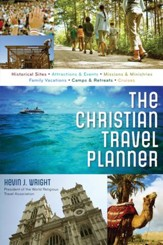 The Christian Travel Planner - eBook