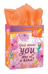 God Made You One Of A Kind Gift Bag, Medium