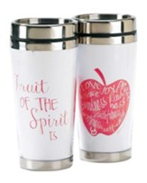 Fruit Of The Spirit, Travel Mug, Galatians 5:22, 23, 16 oz.
