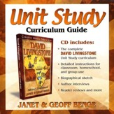 David Livingstone Unit Study