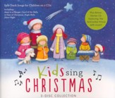 Kids Sing Christmas - Plus Bonus Stories Featuring The Nutcracker, 3 CD Collection