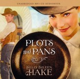Plots and Pans unabridged audiobook on MP3