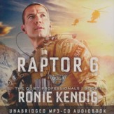 #1: Raptor 6 - unabridged audiobook on MP3