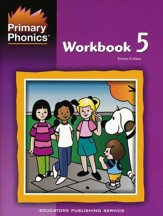 Primary Phonics Workbook 5  (Homeschool Edition)