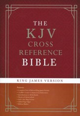 KJV Cross Reference Bible, Hardcover
