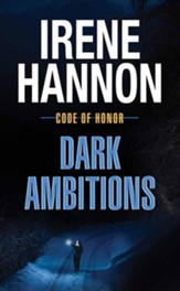 Dark Ambitions, Large-Print Hardcover