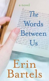 The Words Between Us, Large-Print Hardcover