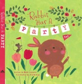 Rabbit Has A Party Board Book